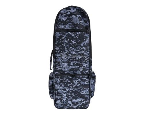 Рюкзак кладоискателя М2 Синий пиксель (усиленный)