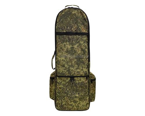 Рюкзак кладоискателя М2 Зелёный пиксель (усиленный)