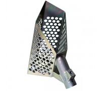 Пляжный пятигранный скуп TORRO оцинкованная сталь