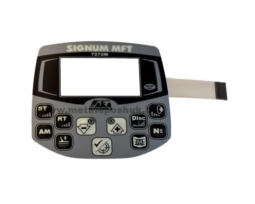 Клавиатура блока управления АКА Сигнум 7272