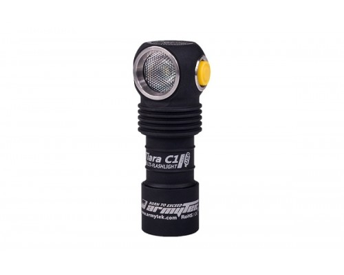 Мультифонарь Armytek Elf C1 Micro-USB Warm (Тёплый свет)