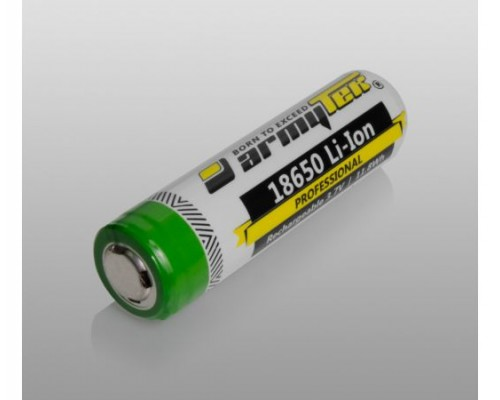Защищённый аккумулятор Armytek 18650 Li-Ion with PCB 3200 mAh
