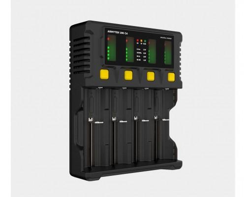 Универсальное зарядное устройство Armytek Uni C4 Plug Type C
