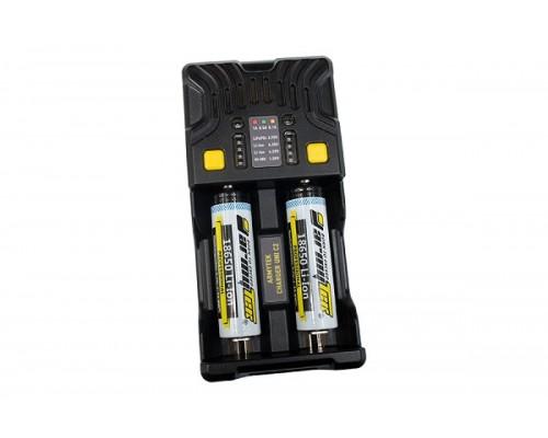 Armytek Uni C2 Универсальное 2-х канальное зарядное устройство