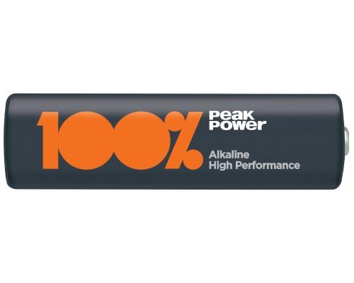 Батарейка PEAKPOWER Alkaline LR6/PP15A-2S2