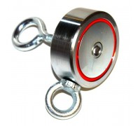 Поисковый магнит Редмаг двухсторонний 400x2 кг