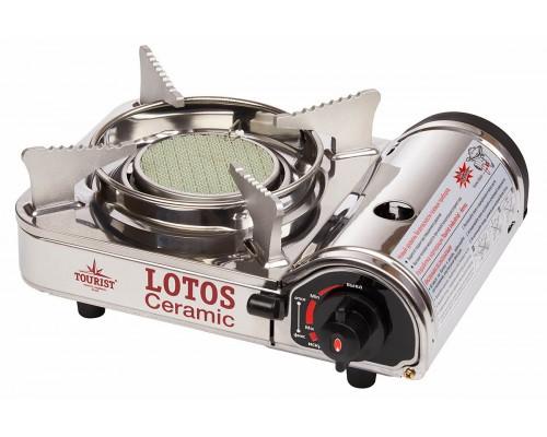 Газовая плита Tourist LOTOS CERAMIC (TR-350)