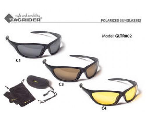 Очки поляризационные Tagrider в чехле GLTR 002 C1 GR