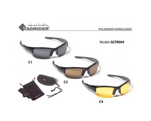 Очки поляризационные Tagrider в чехле GLTR 004 C3 AR