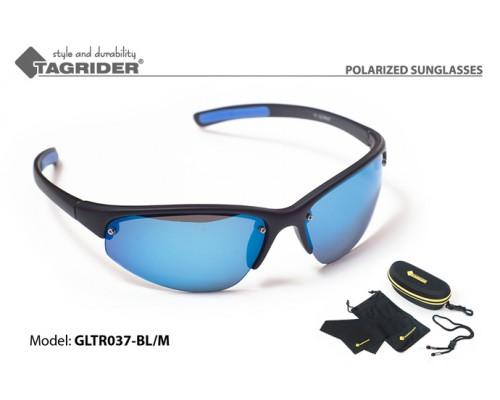 Очки поляризационные Tagrider в чехле GLTR 037 BL/M