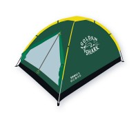 Палатка туристическая GOLDEN SHARK Simple 3