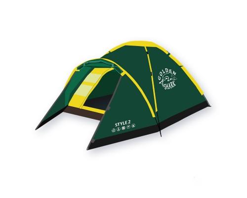 Палатка туристическая GOLDEN SHARK Style 2