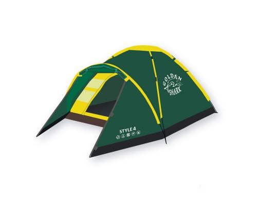 Палатка туристическая GOLDEN SHARK Style 4