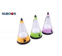 Фонарь-лампа Suboos 6012 12 светодиодов подвесной маяк